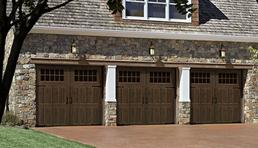 faux wood garage doors Sedona AZ