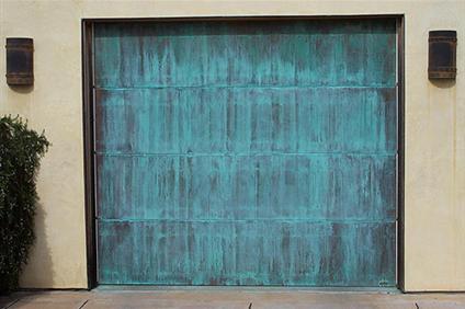 Copper Garage Doors Gilbert AZ