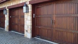 Custom Wood Garage Doors Gilbert AZ